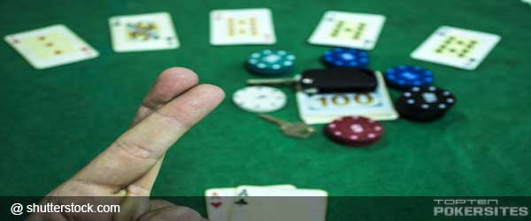 Tips to improve your luck when playing poker