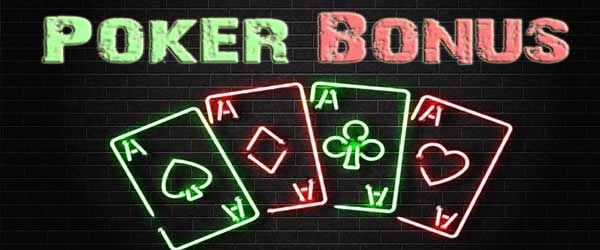 Image result for poker bonus