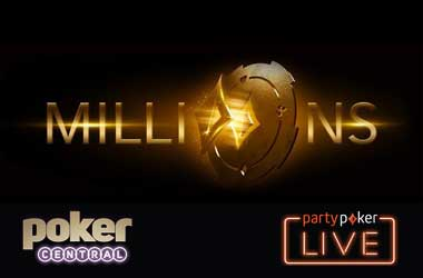 partypoker LIVE Millions Events To Be Streamed By Poker Central