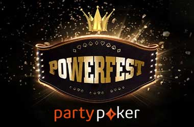 partypoker POWERFEST With $28M GTD Starts On July 28