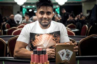 Romania Poker Pro Uses €33 Satellite To Win £100k At 888poker LIVE London