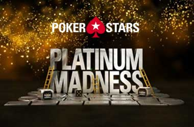 PokerStars Launches Platinum Madness Promo