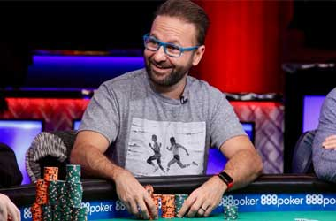 Twitch Suspends Daniel Negreanu' Channel For Profanity During WSOP Livestream
