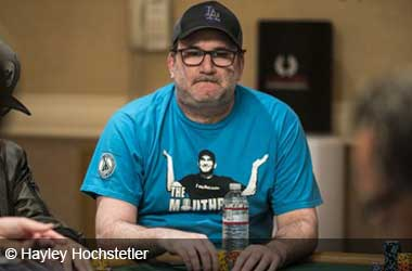 Matusow Threatens Player Who Busted Him At WSOP Online Event