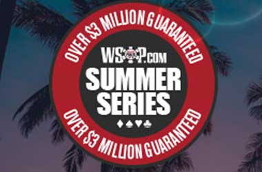 WSOP.com Hosts $3M-Guaranteed Summer Series (Aug 2-23)