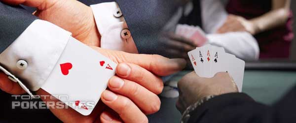 3 Common Ways Live Poker Players Can Be Cheated At The Tables