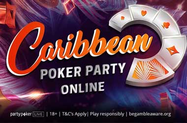 partypoker To Host Online Edition Of Caribbean Poker Party In November