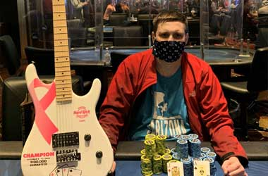 David Sweeley Becomes Biggest Winner Of Seminole Hard Rock's PPO Event