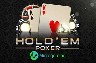 Microgaming Poker Players Will Be Interested In New Hold'em Poker Game