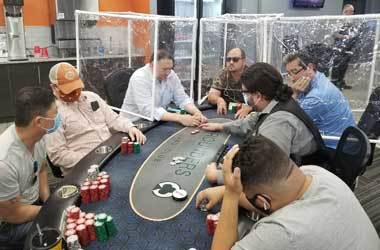 Live Poker Players Will Continue Find It Tough Beginning Of 2021