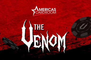 Americas Cardroom's Venom IV Will Run On Jan 22 With 8m GTD