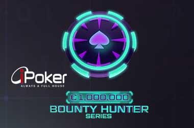 ipoker Network - Bounty Hunter Series