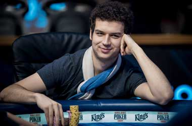 Michael Addamo Continues His Good Run At The 2021 WPT Online Series