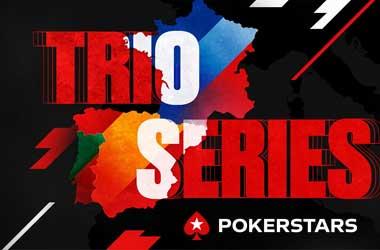 PokerStars To Run €7M GTD TRIO Series In Southern Europe