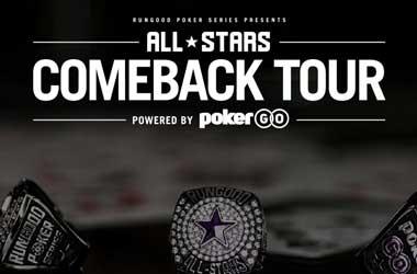 Seri Poker RunGood: Tur Kembali Semua Bintang