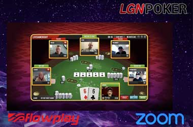 Zoom Launches New Poker Game In Partnership with FlowPlay
