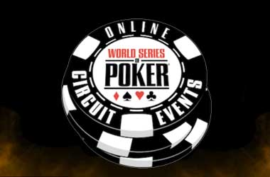 WSOP Online Circuit Pennsylvania Will Include 12 Gold Ring Events