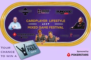 Las Vegas Mixed Game Festival To Award First PokerStars Platinum Pass In 2021