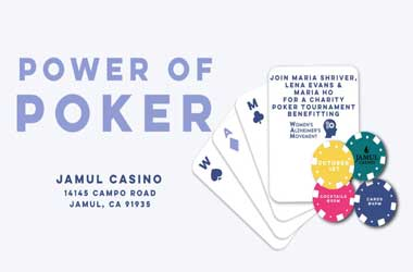 WAM Charity Poker Tournament To Give Away $10k WSOP Main Event Package