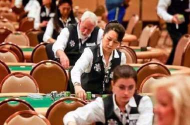 WSOP's Need For Table Dealers Forces Two Poker Rooms To Close