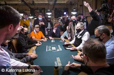 2021 WSOP's New Flip & Go No-Limit Hold'em Event Gets A Strong Response